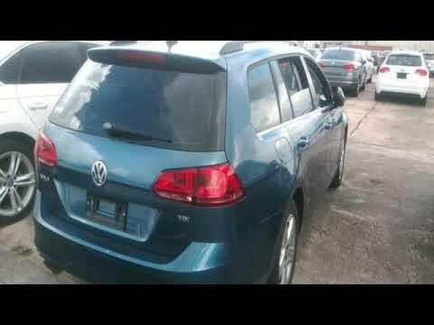 Used 2015 Volkswagen Golf SportWagen Atlanta, GA #STK502680 - SOLD