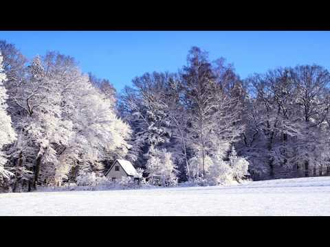 Морозное утро. Мороз и солнце, день чудесный. Александр Пушкин(слушать стихи)