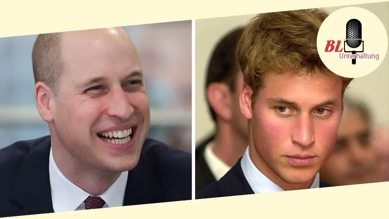 Prinz William Fans Auf Twitter Feiern Seine Neue Frisur Youtube