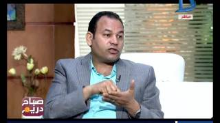 صباح دريم | رئيس تحرير روز اليوسف: المستشار الإعلامي في الوزرات هو المدير الحقيقي