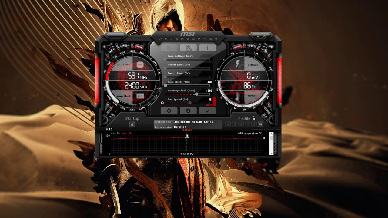 How to Easily Underclock Your GPU with a Software?