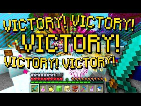 5 WIN STREAK IN SQUADS! (Minecraft Battle Royale)