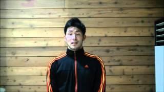 川股要佑さんからの国体応援メッセージ