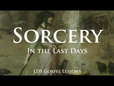 Download Sorcery and its use in the world today and throughout the last days