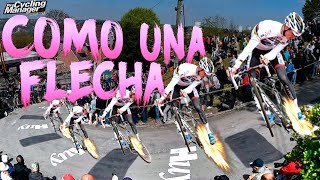 EP.5 | PRIMERA WORLD TOUR FLECHA VALONA | PCM 2017 | Pro Cyclist