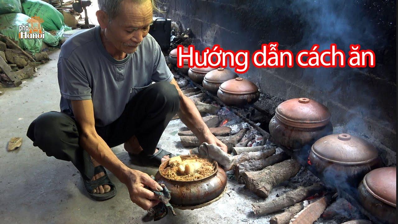 Cứ tưởng ăn Cá kho làng Vũ Đại là dễ nhưng cần biết ăn đúng cách #hnp
