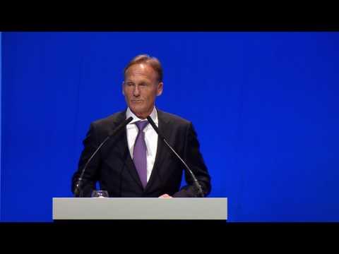 HORIZONT Award 2017: Dankesrede Hans-Joachim Watzke