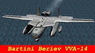 ksp bartini beriev vva14 real plane b9 firespitter