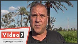 """مواطن للمسئولين:""""تعالوا حللوا المياه فى كفر الشيخ..الصرف الصحى بيرمى فى بحيرة البرلس"""""""