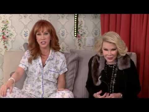 In Bed With Joan   Episode 48  Kathy Griffin Part 1