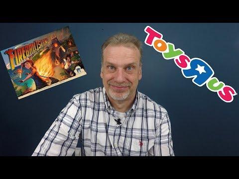 News & Views: Fireball Island, Nostalgia, Toys R Us, Opening A Game Store