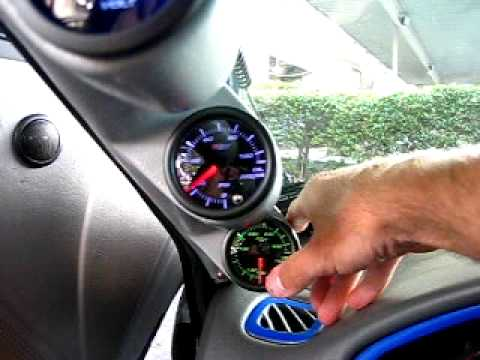 Glowshift gauges tinted 7 color series youtube sciox Choice Image