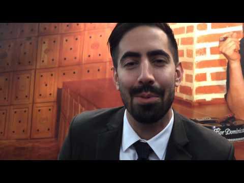 Tony Gomez Inter Tabac 2015 Shoutout - La Flor Dominicana