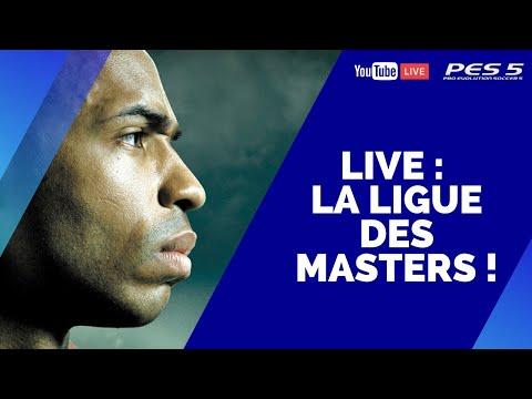 PES 5 : La saison 2 de la Ligue des Masters !