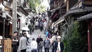 京・東山 三年坂(産寧坂)