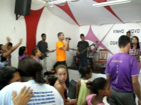 O DIA DO CLAMOR na Igreja Batista TESSALÔNICA S.Caetano