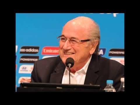 Sepp Blatter to run for fifth term as FIFA president