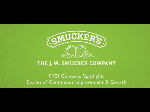 The J. M. Smucker Company Spotlights Initiatives Reflective of its Focus on Growing its Business and Social Impact