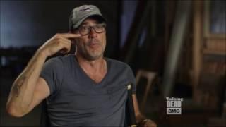Talking Dead S7 special - Jeffrey Dean Morgan on playing Negan