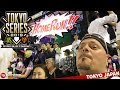 Japanese baseball game experience   The TOKYO Series