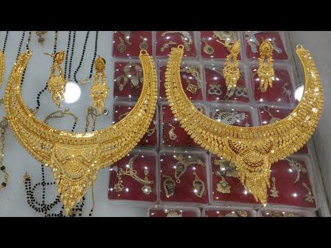 1-gram-gold-plated-necklece-designe,the-jewellery-place,-order-on-whatsapp-📲+91-7359294137,bride-se