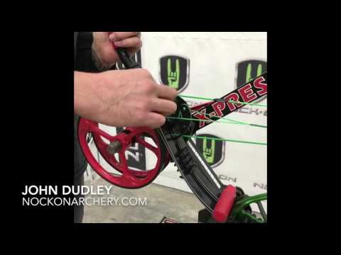 Complete Compound Bow Break Down and Rebuild to Replace Cams