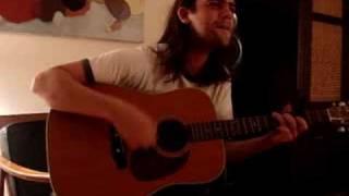 Singer Songwriter - David Vandervelde