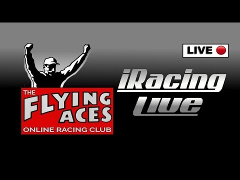 iRacing Live: Flying Aces: Saturday Night Shootout: 20 April 2019