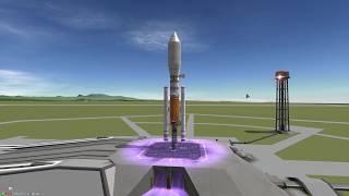 Kerbal Space Program #279 (1.3.0) - Wysyłamy stację na orbitę kerbińską #26