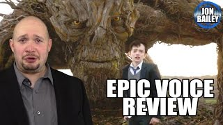A MONSTER CALLS – Movie Review