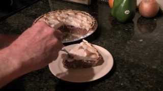 World's Best Chocolate Meringue Pie
