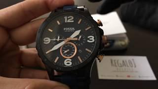 Reloj FOSSIL JR1494 - UNBOXING FOSSIL Watch JR1494 (Regaloj)
