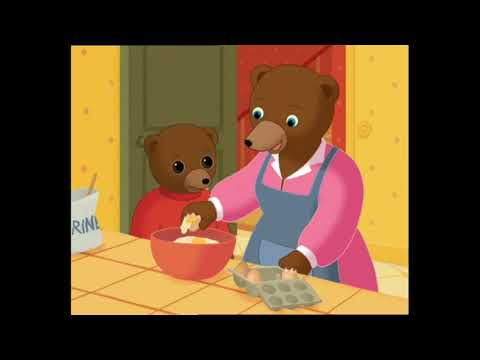 Petit ours brun petit ours brun aide sa maman youtube - Petit ours brun a l ecole ...