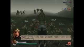 Dynasty Warriors 4 Hyper Guan Yu Lv10 Weapon - Blue Moon Dragon