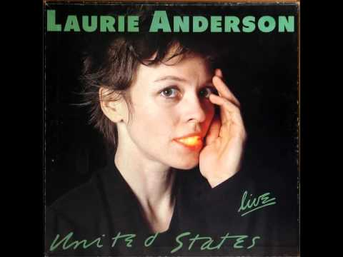 Language is a Virus From Outer Space - Laurie Anderson (United States Live)