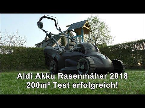 200m Test Aldi Akku Rasenmaher 2018 Model Garden Feelings Aldi