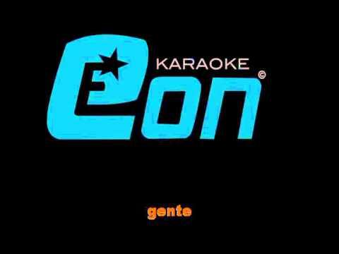 Laura Pausini Gente cori live in Paris Eon karaoke