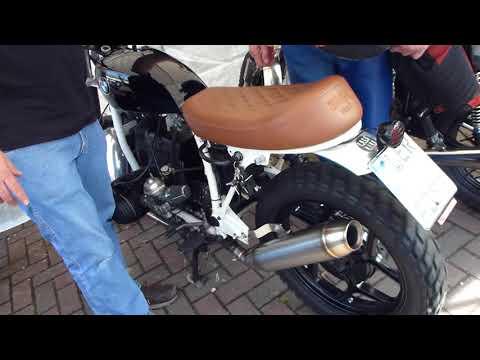 BMW R100R Cafe Racer SOUND * see also Playlist