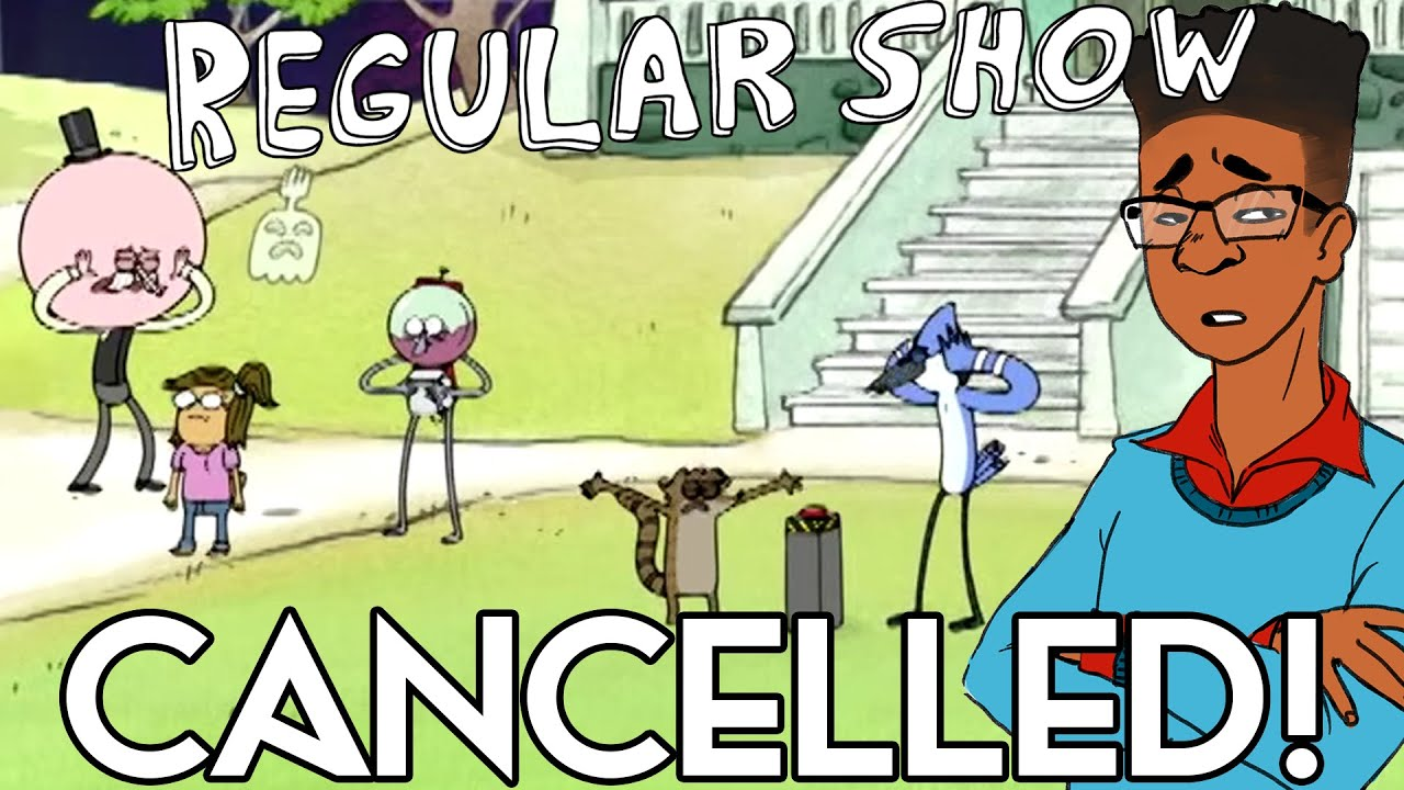 Regular Show Is Ending Actual Cancellation Youtube