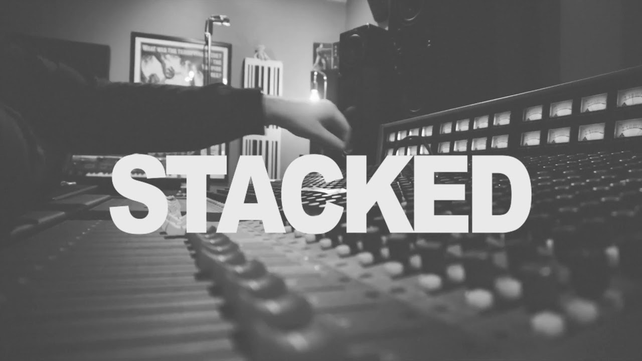 CULT DRUM SOUNDS: STACKED Drum Sample Pack