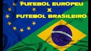 Técnico diz que futebol jogado no Brasil se aproxima do europeu. Você concorda?