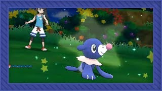 [LIVE] Shiny Popplio after 2,468 SRs in Ultra Sun [full odds + trio complete!]