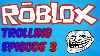 Trolling in Roblox : Ep 3 making the principal mad RHS.