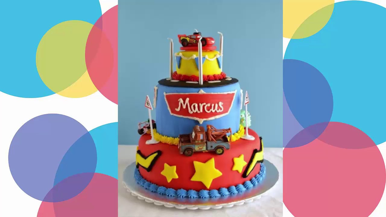 Cars 2 decoraci n de fiestas infantiles party ideas youtube - Decoracion de cars para fiestas infantiles ...