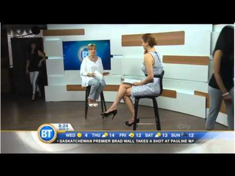 Breakfast Television Montreal & Lisette L