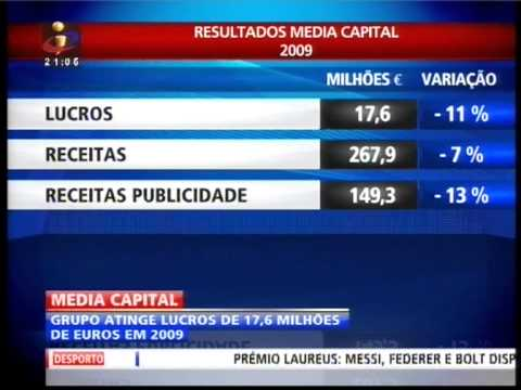 678 Title 53 -- Grupo Media Capital, promo news, Jornal Nacional, TVI, 11 02 2010, 1' 48''