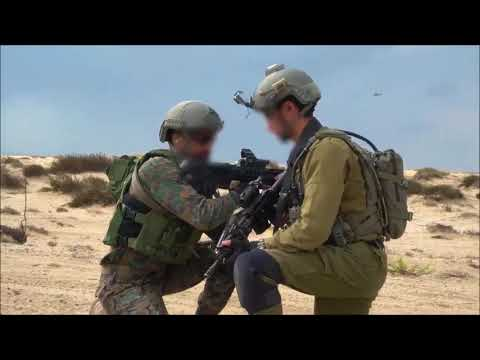 Israeli And Indian Special Forces Joint Exercise