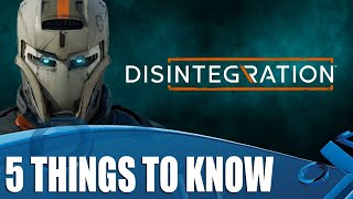 Disintegration - We've Played It! 5 Things You Need To Know