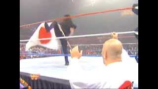 WWF Undertaker ( with Chuck Norris ) vs Yokozuna
