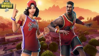 FORTNITE NEW TRIPLE THREAT + JUMPSHOT SKINS + NEW UPDATE TONIGHT! (FORTNITE LIVESTREAM)